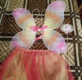 продаётся костюм феи бабочки оригинал из Польши.