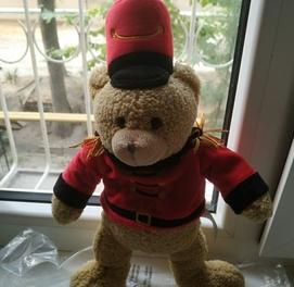 продается настоящий оригинал мишка Тедди из Германии новый