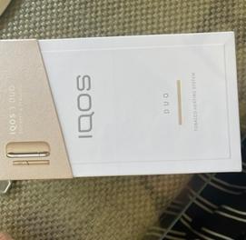 продаётся новый запечатанный iqos