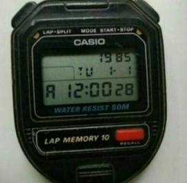 продается секундомер Casio  оригинал