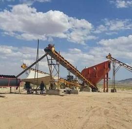 Продаётся строительный песчаный завод. об.Наваи. Нурота. 36 гектар!