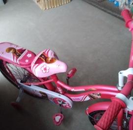 Продаётся Велосипед Розовый для Девочки Детский