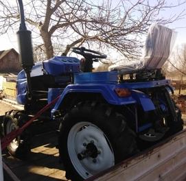 продам трактор в хорошем состоянии