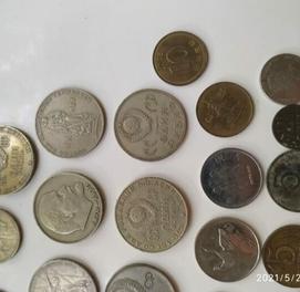 продаются юбилейные рубли и другие монеты