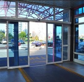 Раздвижные сенсорные двери - ремонт, настройка, профилактика