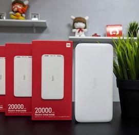 Redmi Power Bank 20000 mAh. Fast Charge. Супер цена! Оригинал 100%!