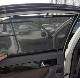 Роликовие шторки для авто. Доставка по городу