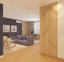 РОСКОШНАЯ и Шикарная квартира от Новостройки ЖК Golden House