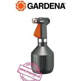 Ручной распылитель Gardena Premium 1 л (опрыскиватель)