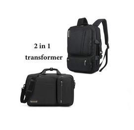 """Рюкзак трансформер водоотталкивающий для Ноутбука 15.6"""""""