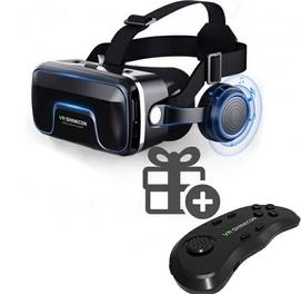 С пультом VR Очки, 3D Ochki, VR Shinecon, Версия 10.0 Доставка есть