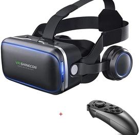 С пультоОчки виртуальной реальности VR Shinecon G04E, VR Box, VR Ochki