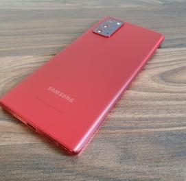 Samsung Galaxy Note 20 Red Ozu 8 256 GB yengi