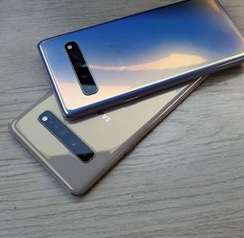 Samsung Galaxy s10 5g 512/256gb imei yest