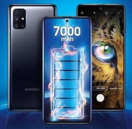Samsung M51 в КРЕДИТ. Без предоплаты и без поручительства.