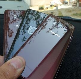 Samsung S8 Ideal 4 ozu 64 Blek