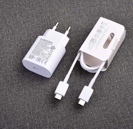 Samsung Сетевое зарядное устройство EP-TA800 Original