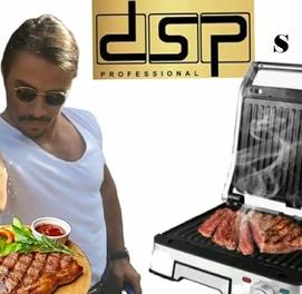 Самый настояший и сочный вкус Стейка - Контактный Гриль DSP