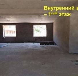 Сдается в аренду помещение (нежилой фонд) в новостройке на ул. Кушбеги