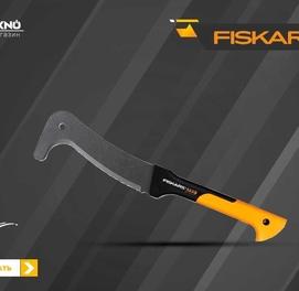 Секач для сучьев малый Fiskars WoodXpert XA3