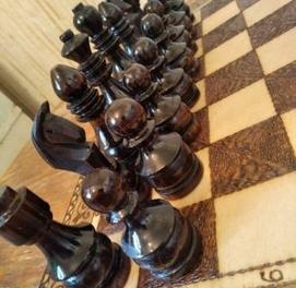 Шахматные Фигурки Ручной Работы