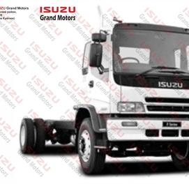 Шасси без кузова Isuzu FVR 33G