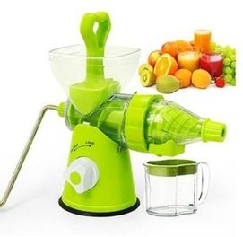 Шнековая ручная соковыжималка Manual Juicer - Сок по вашему вкусу