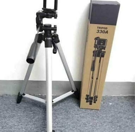 Штатив 135 см трипод для фотоаппаратов, камер и смартфонов Tripod 330A
