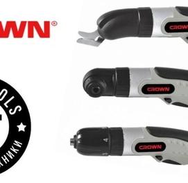 Шуруповерт отвертка CROWN CT16002DC 4,8V