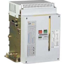 Силовые автоматические выключатели от 100 ампер до 3200 ампер, IEK