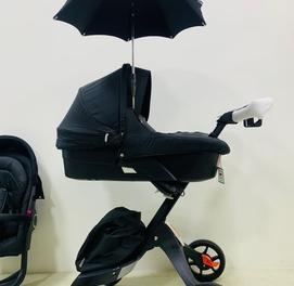 Симпатичная, удобная, качественная коляска Stokke Xplory V6  3в1