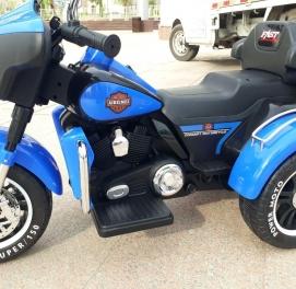 Смарт мотоцикл для детей ABM-5288 мотоцикл Harley Glide