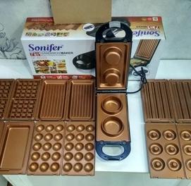 Sonifer-Семь видов печенья, которые вы любите, теперь в одном наборе