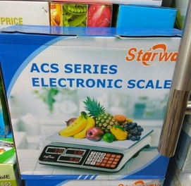 Супер цена Абсолютно новый электронный весы магазин тарози 40кг Tarozi