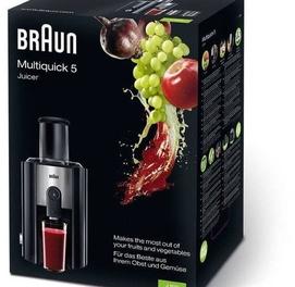 Супер цена Braun J500 Sokovijimalka Соковыжималка Новый в упаковке Сок