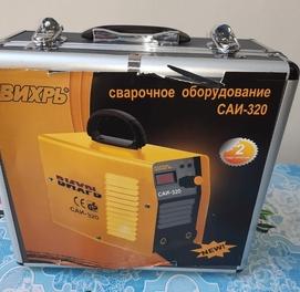 Сварочный аппарат вехрь. Бесплатная доставка по республике Узбекистан