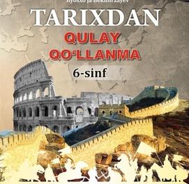 Tarixdan qulay qo'llanma (6-sinf)