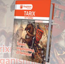 Tarixni o'rganishning 22 formulasi (6-7-sinf)