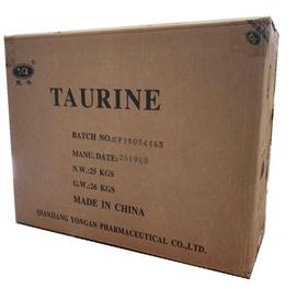Таурин (Taurine) / Бензоат натрия / Декстроза - глюкоза