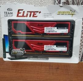 Teamgroup Elite Plus DDR4 2x16gb 2666mhz