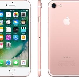 Телефон iPhone 7 rose 32 gb б/у в рассрочку, кредит, вариант