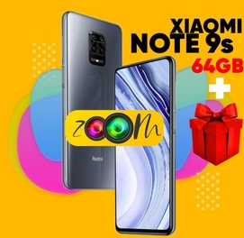 Телефон в кредит Redmi Note 9S 4/64 Гигабайта