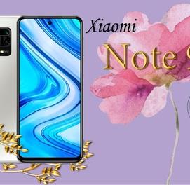 Телефон в кредит Redmi Note 9S (64Gb) +ПОДАРОК