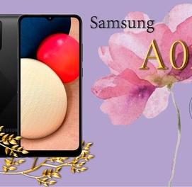 Телефон в кредит Samsung A02S (32Gb) +ПОДАРОК