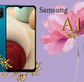Телефон в кредит Samsung Galaxy A12 (32Gb) +ПОДАРОК