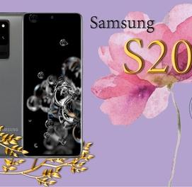 Телефон в кредит Samsung S20 Ultra (128Gb) +ПОДАРОК