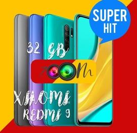 Телефон XIAOMI REDMI 9 (32GB) + ДОСТАВКА + Гарантия