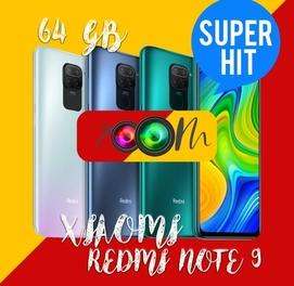 Телефон XIAOMI REDMI NOTE 9 (64GB) + ДОСТАВКА + Гарантия