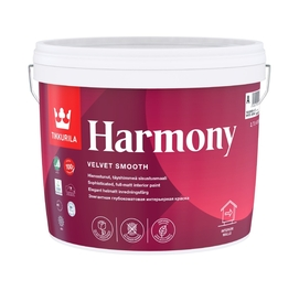 Tikkurila Harmony глубокоматовая интерьерная краска