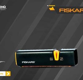 Точилка для топоров и ножей Fiskars Xsharp